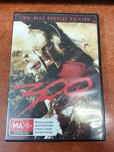 300 Two Disc Special Edition DVD