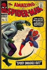 Amazing Spider-Man #45 VG+