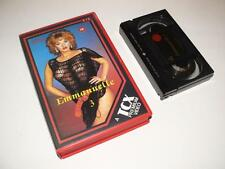 Betamax Video ~ Emmanuelle 3 ~ TCX Video