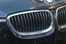 Genuine BMW 335i Coupe Right Front Grille Chrome Insert Bonnet Bar - Express