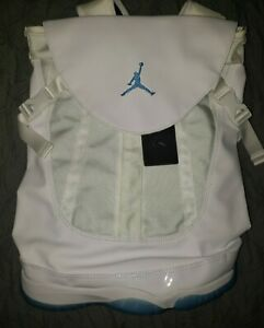 Nike Jordan Retro 11 Legend Blue Backpack Book bag