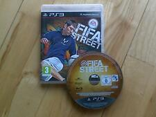 Fifa Street 4 PS3 2012, street football with Bale & Messi