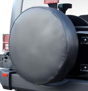 Radcover schwarz 205/70R13 Reifenhülle 61x22cm Reifenabdeckung Reifenschutz NEU