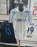 Maillot jersey trikot shirt maglia camiseta om Marseille cisse 2007 2008 L