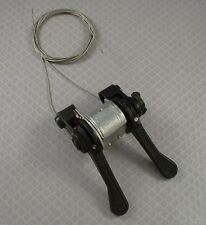 Shimano Positron 12sp Stem Bolt Mount Shifters New with cables