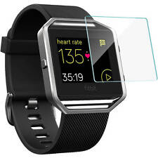 Tempered Glass For Fitbit BLAZE Screen Protector Cover Film Guard Smart Watch