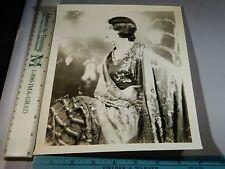 Rare Original VTG Period French Actress Arlette Marchal Movie Photo Still