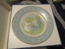 Vintage 1974 Collector Plate Tenderness Avon Commemorative Pontesa Ironstone