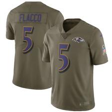 Nike Baltimore Ravens NFL Jersey Mens Medium Limited Joe Flacco RRP £125