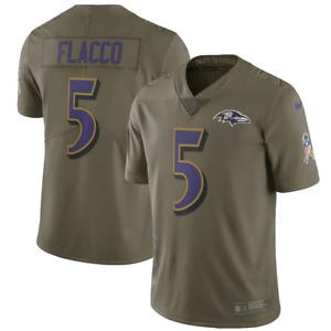 Nike Baltimore Ravens NFL Jersey Mens Medium Limited American Football Shirt