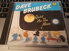 "DAVE BRUBECK ""QUIET AS THE MOON"" CD AT A GREAT PRICE!"