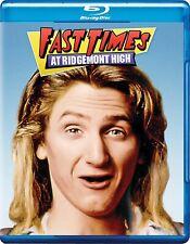 Fast Times at Ridgemont High (Blu-ray Disc, 2012)
