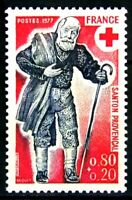 Francia 1977 Yvert n° 1959 nuovo 1° scelta
