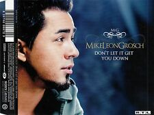 Mike Leon Grosch: Don 't let it get you down (Premium)/4 TRACK-CD + VIDEO part