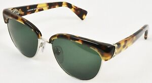 NEW Chrome Hearts Dont Call Me Alice TT Tortoise Sunglasses Zeiss Lens 55-17-136