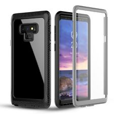 For Samsung Galaxy Note 9 Case Dustproof Shockproof Anti-scratch Bumper Cover
