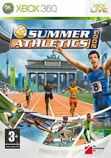 Summer Athletics 2009 Microsoft Xbox 360 PAL Brand New