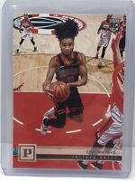 2019-20 Panini Chronicles #121 Coby White RC Rookie Chicago Bulls