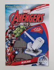 Fascinations Metal Earth Avengers Thor Hammer Mjolnir 3D Model Kits Marvel New