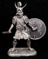 Zinnfigur Keltischer Krieger 54 mm