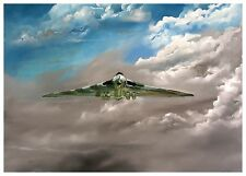 Vulcan Limited Edition Giclee stampa