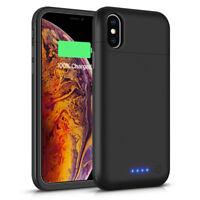 6200mAh Capacity Power bank External Power Charging Battery Case F iPhone XS Max