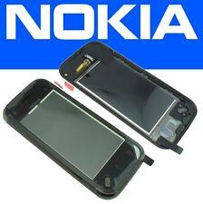 Orig. Nokia N97 Mini Touchscreen Digitizer Touch Screen Glas Scheibe + Rahmen