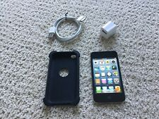 Apple iPod touch 4th Generation - Black / 8 GB / Bundle .....