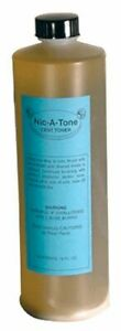 Nic A Tone Coin Cent Toner for US Pennies 16 Once Bottle Cleaner Free Shipping