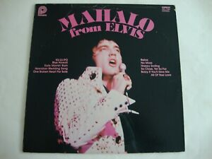 Elvis Presley LP Mahalo From Elvis (RCA/Pickwick ACL-7064, USA)