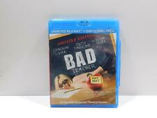 Bad Teacher (Blu-ray/DVD, 2011, 2-Disc Set)