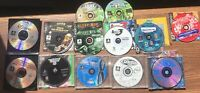 Lot of 13 PS1 Games And 2 Original PlayStation Demo NFS Disks *Untested/As Is""