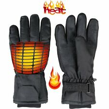 Heated Thermal Gloves Men & Women - Electric Battery Operated Heating Gloves as