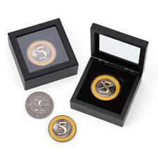Counter Strike Global Offensive CSGO - Boxed 5 Five Year Veteran Coin Medal