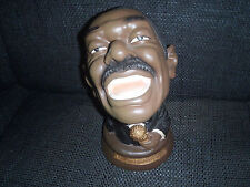 Extremely Rare! New Orleans Jazz Club Bust Statue