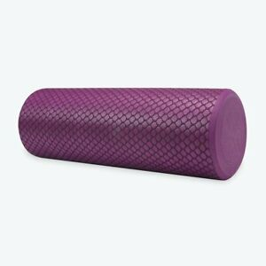 """Gaiam FOAM ROLLER  12"""" Compact Restore Gym Workout Yoga Muscle Pain Relief"""