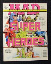 1994 MAD Super Special Magazine #96 FN- 5.5 Super Heroes Hulk / Spidey / Batman