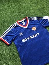 **New* 1986-1988 Manchester United Third Shirt Retro Football Maglia