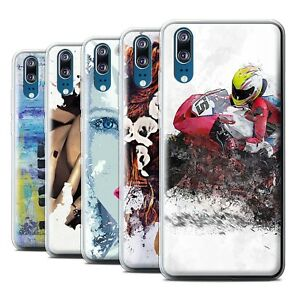 STUFF4 Gel/TPU Case/Cover for Huawei P20/Fragments