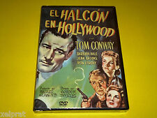 EL HALCON EN HOLLYWOOD / The Falcon in Hollywood ENGLISH Español Precintada