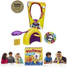 NEW Hasbro Pie Face Game Hasbro Whipped Cream Family Fun Friends Splatter - NEW