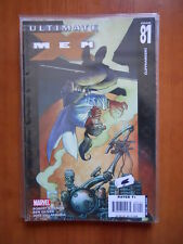 ULTIMATE X-MEN #81  Marvel Comics   [SA44]