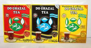 Akbar Do Ghazal Tea - Pure Ceylon, Earl Grey & Cardamom Tea [ 500g Loose Leaf ]