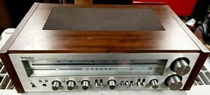 Technics SA-700 Vintage Stereo 100W PC Receiver- Serviced - 10/2021