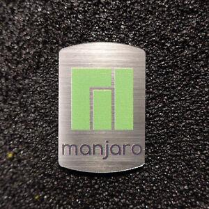 Linux Manjaro Logo Label Decal Case Sticker Badge [486]