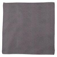 New Silk Print Geometric Pocket Square Formal Wear Dress Suit Silk Handkerchief
