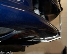 2005-2013 Corvette (basic model) Front License Plate Bracket relocation frame