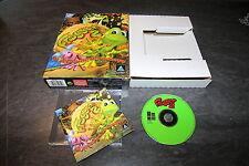 JEU PC BIGBOX CD-ROM FROGGER 2 LA REVANCHE DE SWAMPY COMPLET OCCASION EDITION FR