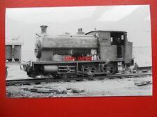 POSTCARD RP A BARCLAY LOCO NO 2041/37 AT ALPHA CEMENTSHIPTON ON CHERWELL 17/5/58