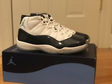 Air Jordan 11 Win Like 82 Size 8.5 XI Retro Midnight Navy Blue White 378037 123